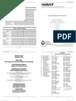 NMAT Supplementary Handout DEC 2010