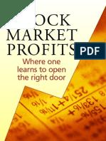 Stock Market Profits_R W Shaw Backer