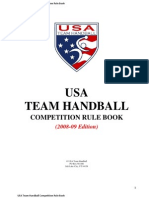 USATH Rulebook - 2008-2009 Competition