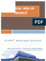 MBA in Financial Analysis 2