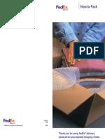 FedEx howtopack