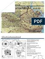 Shahjahanabad ( the walled city of delhi )