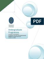 UG 2010 Students Handbook Modified B