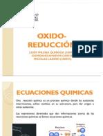 Oxido-Reducción REDOX