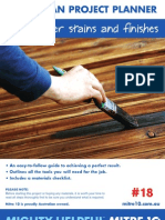 MP PDF 18 Use Timber Stains and Finishes