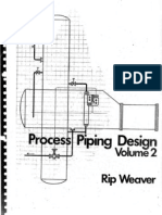Process Piping Design_Volume2 by Rip Weaver