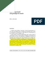 REPRESENTACAO_SOCIAL Genealogias Do Conceito