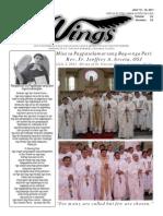 Wings! July10-16, 2011