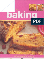 Baking - Over 50 Recipes