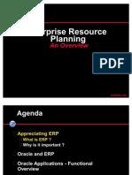 ERP ORA Concepts