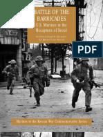 KoreanWar.battle Barricades