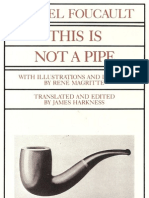 Foucault - This is Not a Pipe