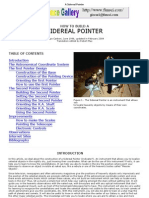 A Sidereal Pointer