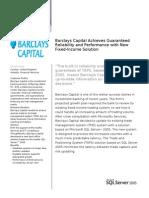 Barlays Capital SQL2005 Final
