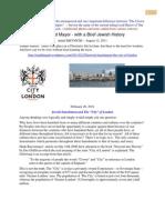 20110812-Daniel Krynicki-lord Mayor Jewish Story