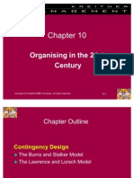 Ch10-1 Organ is Ing in the 21st Century