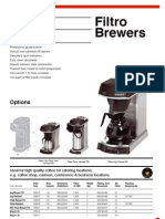 Marco Filtro Brewers