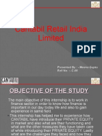Cantabil Retail India Ltd. (Meena Gupta)