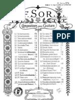 Fernando Sor, op.16 - Cinquième fantaisie sur Paesiello