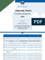 2010 WAA Corporate Tax Guide