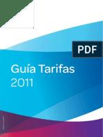 Guia de Tarifas AENA2001