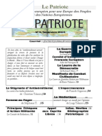 Le Patriote -Journal- Nº 5