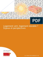 Logement Durable WEB