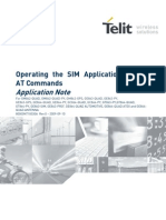 Telit Sim Toolkit at Commands Application Note r0