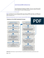 FAQs on PMP Certification and Project Management Competency E0 WBTs
