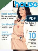 Dollhouse Magazine Entrepreneur Issue