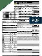 Chris' Character Sheet