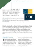 Gestion Por Competencias y Direccion Estrategica