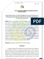Crescimento Vegetativo Do Algodoeiro Submetido a Adubacao de Boro Em Regiao de Cerrado