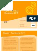 Presentación Visión Colombia 2019
