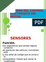 Sistema de Control Electronico