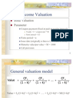 M13 - M14 -Fixed Income Valuation