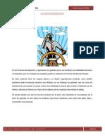 Informe de Admin is Trac Ion Mejorado