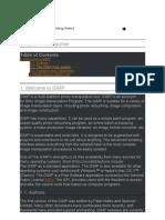 GMP Manual Beginner