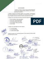 Acuerdo de Impulsar Iniciativa Normativa en Amazonas