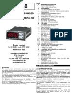 User Manual ELK38