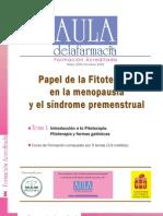 Papel de La Fitoterapia en La Menopausia T1