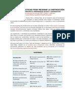 27 FORMAS PRÁCTICAS PARA MEJORAR LA INSTRUCCIÓN CON PENSAMIENTO CRITICO