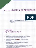 Curso de Investigación de mercados - IIE Internet