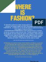 Where is Fashion
