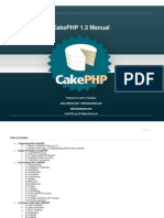 Manual CakePHP 1-3