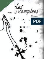 Angeles y Vampiros_muestra Novela_dorianne