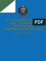 Constitucion de RBV 1999 Wayu