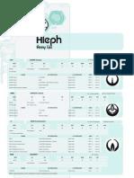Aleph Army List