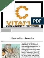 Avitaminosis C