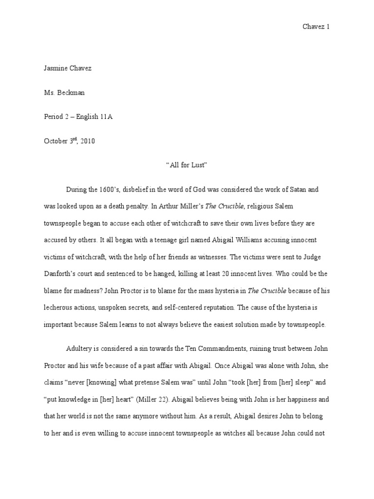 Science Fair Essay  English Argument Essay Topics also Student Life Essay In English The Crucible Essay  Religion And Belief Great Gatsby Essay Thesis